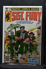 Sgt Fury and His Howling Commandos #154 Marvel 1979 Stan Lee Blazing Battle 9.0