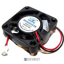 Ventilateur de refroidissement DC 5V 0.14A 40x40x10mm DIY. Arduino, Raspberry Pi