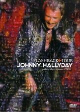 Johnny Hallyday - Flashback Tour - DVD Neuf sous Blister