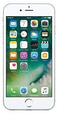 """Apple iPhone 6S 4,7"""" Smartphone 32GB Handy silber - akzeptabler Zustand"""