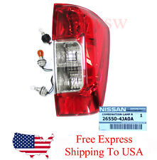 Genuine Tail Lights Lamp Right Fits Nissan Navara NP300 D23 Renault 2WD 4WD 14+