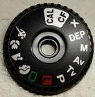 Canon Replacement Mode Dial EOS A2E Part Number CB1-2594 NEW