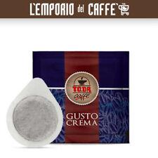 150 Cialde Caffè TODA  GUSTO CREMA filtro carta Ese 44 mm - caffe 100% Originale