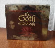 THE GOTH ANTHOLOGY Coffret 3 CD (Neuf, sous blister)