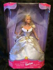 Barbie 1998 Beautiful Bride Doll New In Box