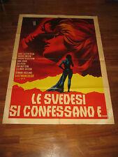 manifesto,Som havets makna vind 1970,Le svedesi si confessano e... Nord Petré,