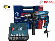 Bosch Schlagbohrmaschine GSB 16 RE +100x Zubehörsatz im Koffer
