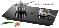 """Insignia 24"""" Electric Induction 2 Burner Cooktop Model# Ns-Ic2Zbk7 """"Brand New"""""""