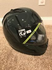 Icon Alliance GT Primary Black Motorcycle Helmet Size XL
