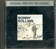 Rollins, SonnyWay Out West MFSL Silver (Alu) CD RAR OOP