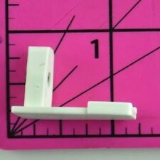 IKEA Vidga L Bracket Set Pin Side White Plastic Replacement Part Piece Hardware