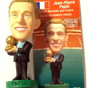 PAPIN Ballon D'Or Corinthian Prostars Marseille / France Loose/Card PRO952