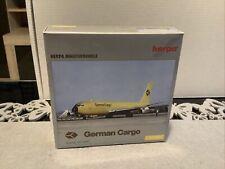 Wie Herpa Wings 1:400 German Cargo Boeing 707-300 F