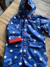 Toby Tiger Raincoat Size 3-4