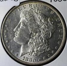1880-0 Morgan Silver Dollar,  Free Shipping MDD53