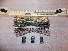 "10"" COMPACT PARACORD BRACELET MAKING JIG WITH PARACORD BRACELET KIT"