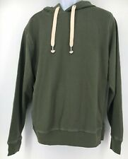 True Grit Green Hoodie Sweatshirt Mens size M, Medium