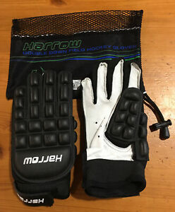 Harrow Double Down Field Hockey Gloves, Small