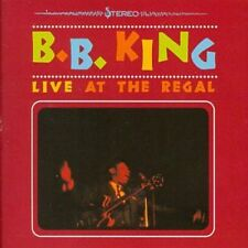 B.B. King - Live at the Regal [New CD]