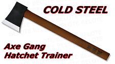 "Cold Steel Axe Gang 20.5"" Hatchet TRAINER 92BKAXG *NEW*"