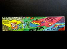 Grateful Dead Backstage Pass Puzzle 1992 New York River Speed Boat Cigarette WTC