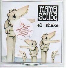(328A) Mama Scuba, El Shake - DJ CD