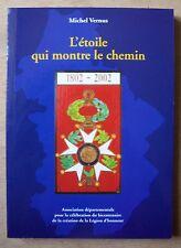 #) l'étoile qui montre le chemin - Michel Vernus (légion d'honneur, Jura)