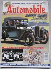 The Automobile magazine 11/2005 featuring Morris Minor, Talbot 90