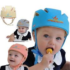 Baby Toddler Safety Helmet Headguard Children Cap Harnesses Adjustable Crash Hat