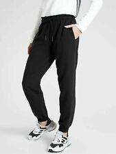 ATHLETA Metropolis Jogger 8 TALL 8T Black Work Travel Pants