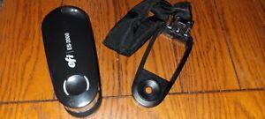 EFI ES-2000 i1 PRO X-rite rev E  E02-EFI-ULZW Lamp burning time 0 seconds