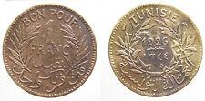 Tunesien 1 Franc 1926 (1344) Al-Bro