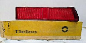 NOS 1965  PONTIAC STAR CHIEF CATALINA TAIL LENS LH GM  5956839 SAE STDB 65