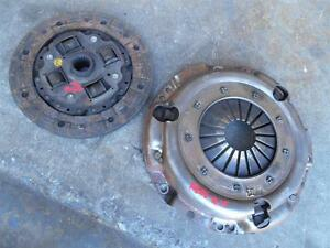 TOYOTA JDM AE86 4AG LEVIN/TURENO stock clutch cover and disk(no good)sec/h #15