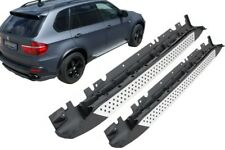 Aluminium Trittbretter Schweller für BMW X5 F15 13-18 2993ccm 230KW 313PS SUV