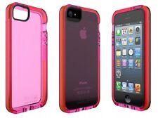 Genuine Tech 21 D30 impacto Shell Funda T21-3572 para iPhone 5s 5 & SE Rosa