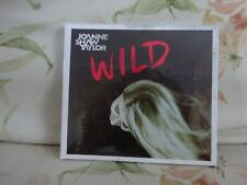 Joanne Shaw Taylor -Wild - Deluxe Cd - (2016) - New - Free uk Postage
