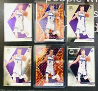(6 CARD LOT) 2019-20 Panini Mosaic KYLE GUY (2) Orange Prizm + (4) Base #224 🔥