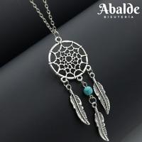 Collar Colgante Joya Mujer Amuleto Atrapasueños Suerte Regalo Día de la Madre