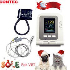 CONTEC08A - VET Veterinary Digital Blood Pressure Monitor NIBP CUFF ,SPO2 CONTEC