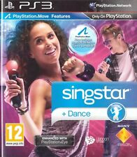 SingStar Dance Sony Playstation 3 PS3 3+ Music Game