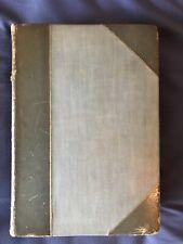 Hans Brinker or The Silver Skates, Mary Mapes Dodge 1915 Rare 1st Ed. Scribner's