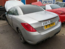 PEUGEOT 308 CC BOOT LID IN SILVER - CAR BREAKING more parts available