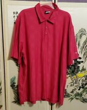 Nike golf Plus Size Xxl Pink N Dry Fit Shirt pre owned
