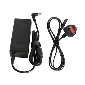 Power Supply for 6A 50w LiPo Charger fits Turnigy Accucel 6,iMax B6 UK Plug/Cord