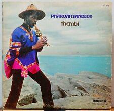 PHAROAH SANDERS/ Thembi/ IMPULSE RECORDS 1971, AS-9206