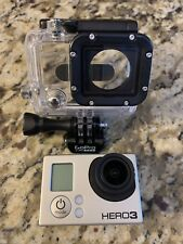 GoPro HERO3: Black Edition High Definition With BacPac Touch Screen LCD Option
