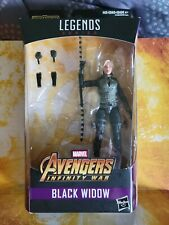 Marvel Legends Black Widow Avengers Infinity War no BAF piece