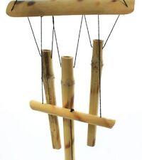 Scacciapensieri e campanelle decorative da giardino in legno