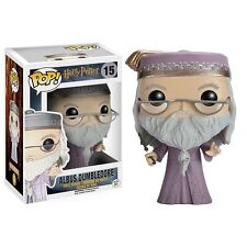 Funko Pop Movies: Harry Potter - Dumbledore with Wand Vinyl Figure